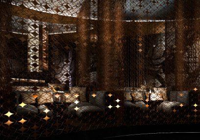 Discoteca, Douala Hotel
